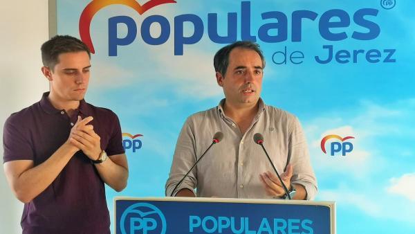Antonio Saldaño en rueda de prensa