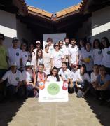 Voluntarios de 'El Picacho 2019'