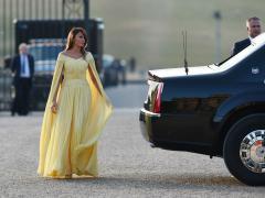 10. Melania Trump