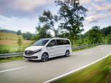 Nuevo eléctrico de Mercedes con 450 kilómetros de autonomía