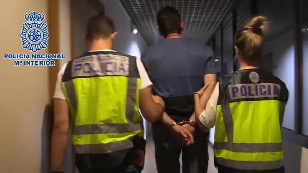 La Policía Nacional detiene al presunto autor del homicidio de su pareja ocurrido el pasado viernes en Madrid