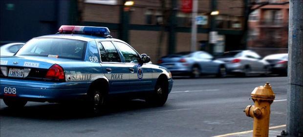 Policía de Seattle.