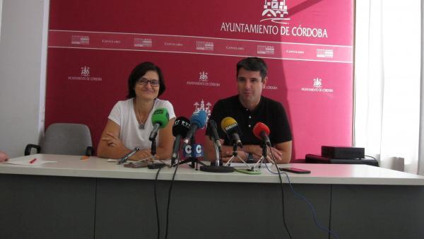 Pedro García y Amparo Pernichi