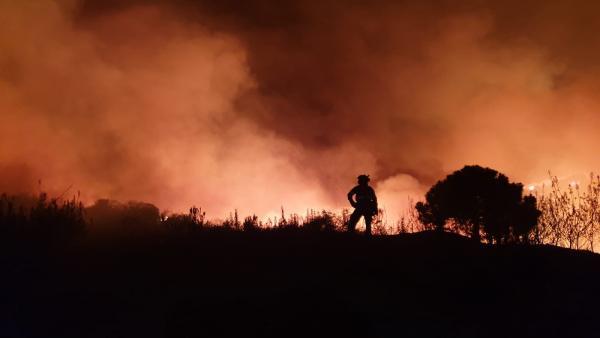 Incendio de Estepona
