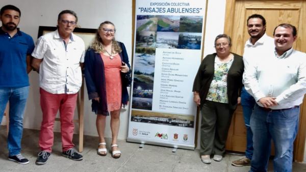 Exposición 'Paisajes abulenses' en Martieherrero (Ávila).