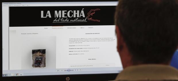 "Web de ""La Mechá"""