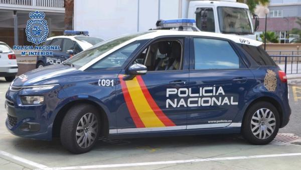 Detienen a tres hombres por robar en una óptica de Santa Cruz de Tenerife