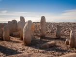 Fotografía del Dolmen de Guadalperal.