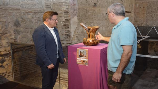 Concejal de Cultura del Ayuntamiento de Toledo, Teo García