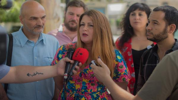 Susana Serrano, en una imagen de archivo