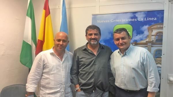 PP de La Línea elige a Juan Pablo Arriaga como nuevo presidente local