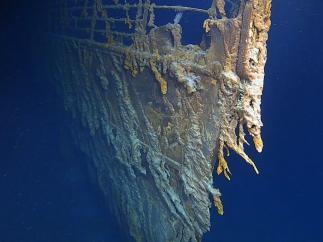 Las nuevas imágenes del Titanic