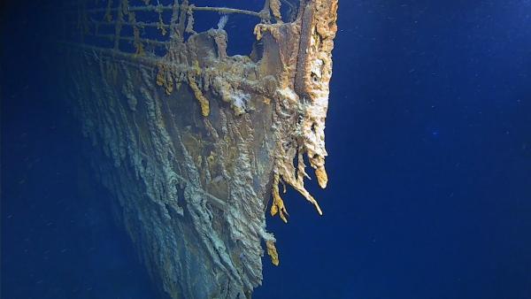 El Titanic desaparecerá devorado por bacterias