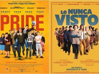 'Pride' (2014) y 'Lo nunca visto' (2019)
