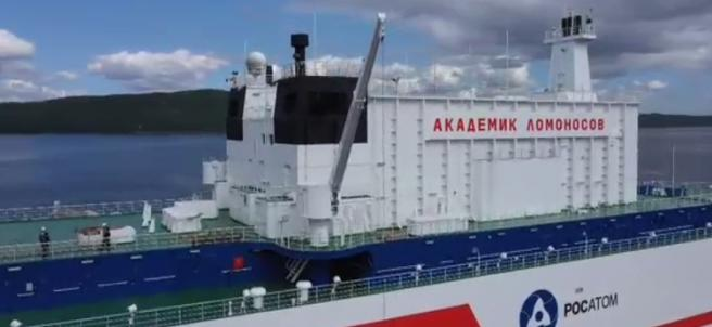 El 'Titanic nuclear' ruso