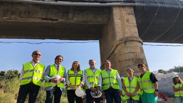 Granada.- La Junta reconstruirá de emergencia el puente sobre el río Chico en Órgiva