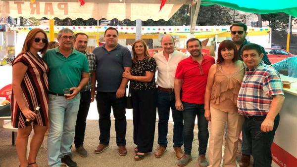El PSOE celebra el X Día del Militante en Martos.