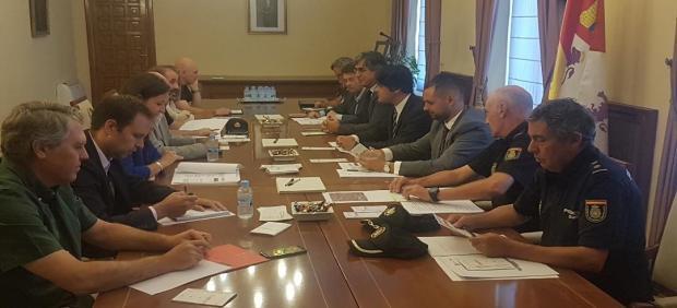 La Junta de Seguridad de CIR&Co ha establecido el dispositivo para este festival que se inicia el 27 de agosto en Ávila y que reunirá a 36 compañías de 17 países.