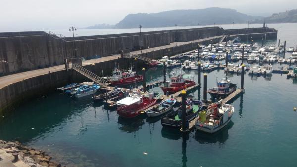 Barcos pesquero, pesca