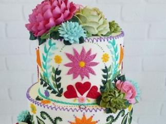 Las tartas de Leslie Vigil