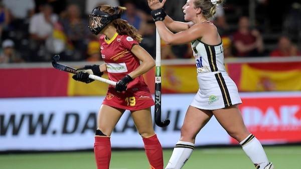 España cae ante Alemania y peleará por el bronce europeo