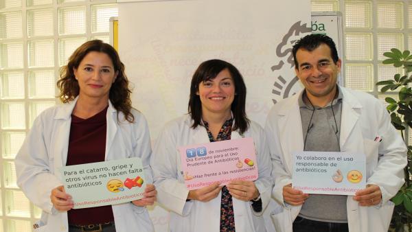 Grupo del Programa de Optimización de Antibióticos (PROA)