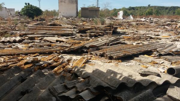 Ecologistas vuelve a denunciar ante el Ayuntamiento de Alcalá la situación de instalaciones de 'Tableros del Sur'
