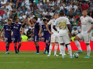 Gol del Valladolid