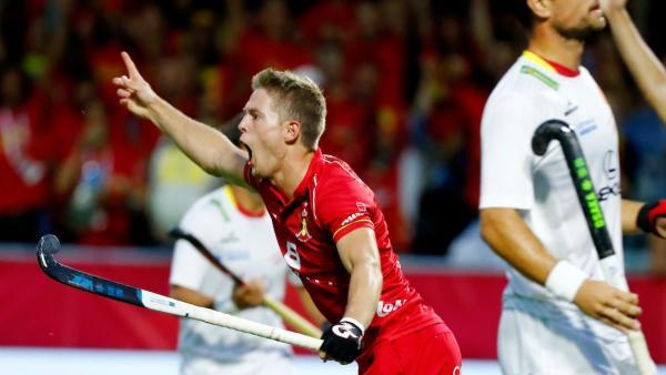 España cae goleada ante Bélgica y se conforma con la plata europea