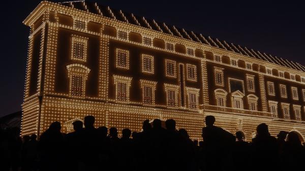 Feria de Málaga en Real Cortijo de Torres.