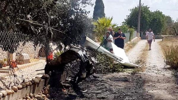 Siete muertos en un choque en el aire en Mallorca