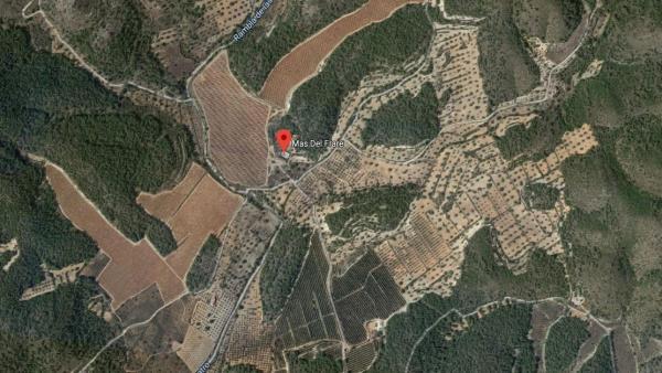 Zona del Mas del Frare de Llíria (Valencia)