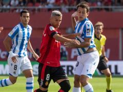 Salva Sevilla y Mikel Oyarzábal