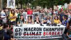 Detenidas 19 personas en la contracumbre del G7