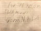 Uno de los diseñadores de Xbox comparte una emotiva carta que le envió un niño en 2002