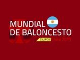 Argentina, en el Mundial 2019.