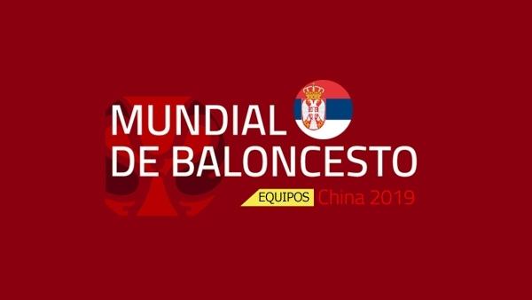 Serbia en el Mundial 2019.