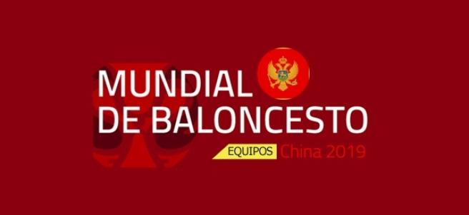 Montenegro, en el Mundial 2019