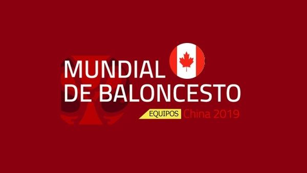 Canadá, en el Mundial 2019