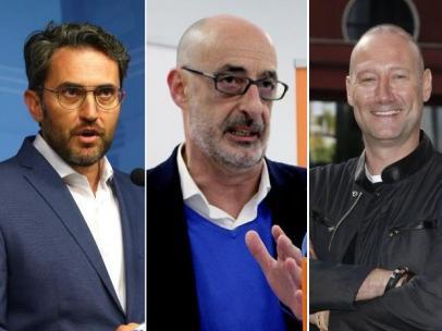 Políticos televisivos