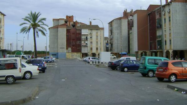 Polígono Sur de Sevilla