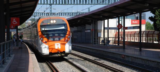 Un tren de Renfe, en una foto de archivo.