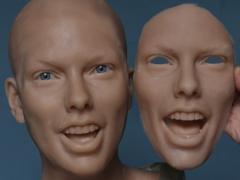 Escultura de cera de Taylor Swift