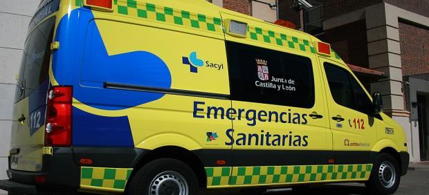 Ambulancia Soporte Vital Básico