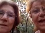 Dos mujeres perdidas en la selva argentina graban un vídeo pidiendo auxilio.