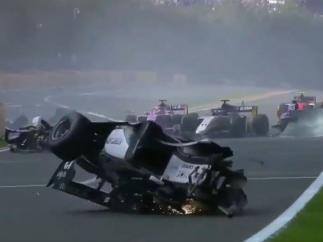 Accidente F2