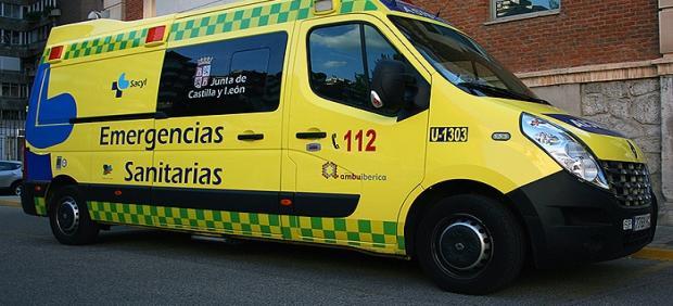 Sucesos.- Un muerto y tres heridos en el vuelco de un turismo en Camarzana de Tera (Zamora)