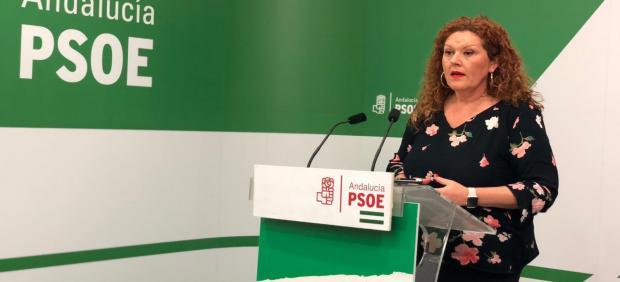 Araceli Maese, parlamentaria andaluza del PSOE por Cádiz