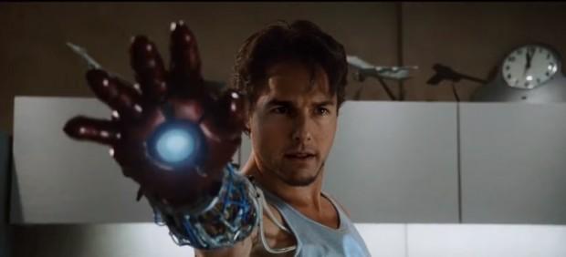 Tom Cruise como Iron Man gracias a la aplicación china ZAO