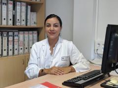 Ruth Figueroa, presidenta del Grupo de Estudio de Vacunas (Gevac) de la SEIMC